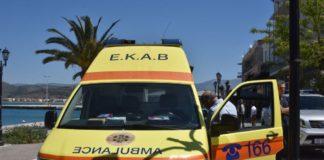 Μυτιλήνη: Νεκρή σε τροχαίο μητέρα με δυο παιδιά