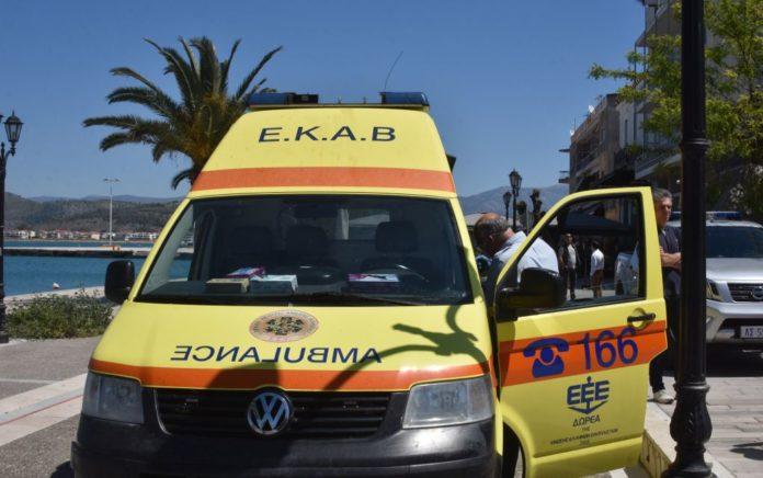 Ηράκλειο: Νεκρός 48χρονος σε τροχαίο
