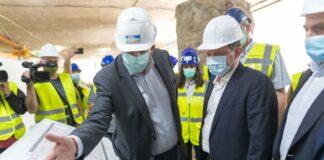 Καραμανλής: «Το μετρό θα παραδοθεί ολόκληρο το 2023»