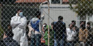 Μαλακάσα: Χημικά σε κατοίκους που διαμαρτύρονται για τις δομές μεταναστών