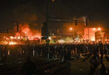 ΗΠΑ, ταραχές: Σε κλοιό διαδηλωτών ο Λευκός Οίκος
