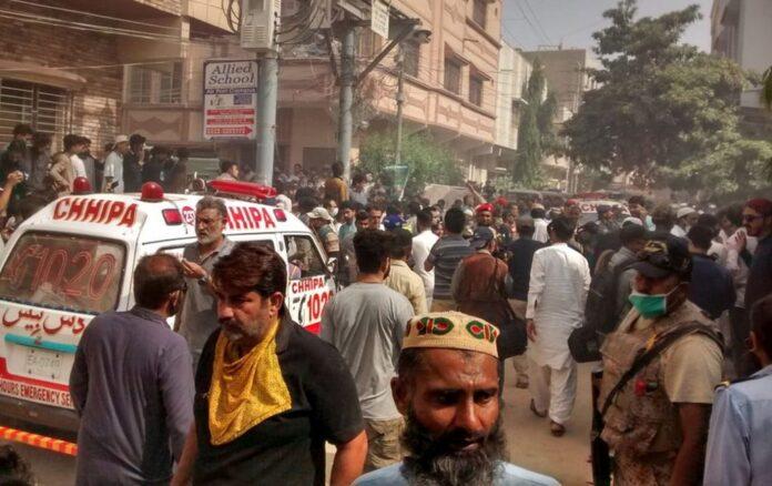 Πακιστάν: Εντοπίστηκαν τα δύο μαύρα κουτιά του αεροσκάφους