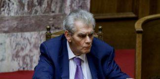 Παπαγγελόπουλος: «Ούτε οι ίδιοι δεν πιστεύουν τα παράλογα ψέματα του Μιωνή»