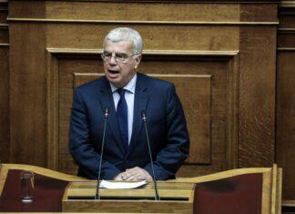 Σιμόπουλος: «Πολιτικά ζαλισμένος ο ΣΥΡΙΖΑ»