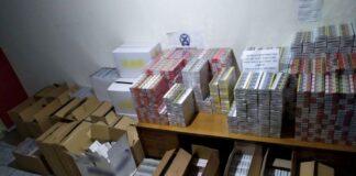 Θεσσαλονίκη: Συλλήψεις για πώληση λαθραίων τσιγάρων στην Καλαμαριά