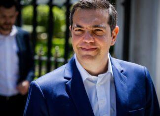 Τσίπρας: «Θετική εξέλιξη για τον νότο η πρόταση της επιτροπής»