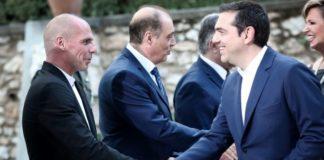 Η ομιλία Βαρουφάκη κι ο όρος ΣΥΡΙΖΑ στο ΚΙΝΑΛ