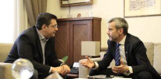 Θεσσαλονίκη: Τρία μεγάλα έργα δρομολογούν Τζιτζικώστας - Ζέρβας