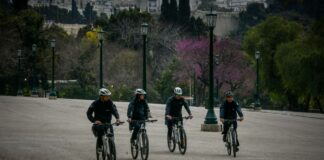 Τα πρώτα ποδήλατα για άτομα με κινητική αναπηρία