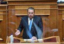 Στυλιανίδης: Η Ελλάδα δεν προτάσσει τον πόλεμο ως λύση