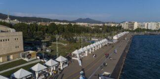 Θεσσαλονίκη: Όλα έτοιμα για το 39ο Φεστιβάλ Βιβλίου