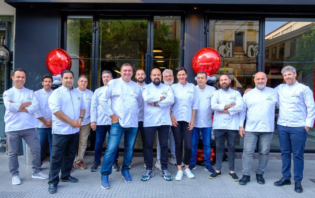ΙΕΚ ΔΕΛΤΑ 360: Εγκαίνια για το εκπαιδευτικό εστιατόριο «Senses of Taste»