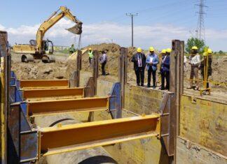 ΕΥΑΘ: Ξεκίνησαν οι εργασίες επισκευής του αγωγού της Αραβησσού