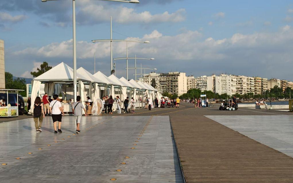 ΣΔΟΕ: Έλεγχοι στο φεστιβάλ βιβλίου της Θεσσαλονίκης