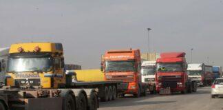 Πειραγμένοι ταχογράφοι σε 40 φορτηγά στη Θεσσαλονίκη