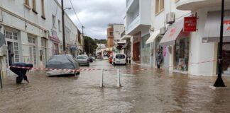 Λέρος: Έκτακτη επιχορήγηση 200.000 ευρώ μετά τις καταστροφές