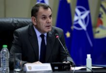 Παναγιωτόπουλος: Η Ελλάδα ενίοτε δείχνει τα δόντια της