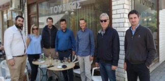 Επίσκεψη Παπαστεργίου στην ΠΕ Σερρών
