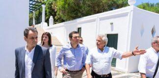 Ρόδος: Τι είπε χαμηλοσυνταξιούχος στον Τσίπρα