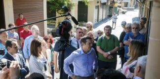 Κινητοποίηση του όλου ΣΥΡΙΖΑ για το «Μένουμε Όρθιοι»