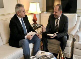 Χαρακόπουλος προς Γεραπετρίτη:Τι γίνεται με Αχελώο και υδατικά Θεσσαλίας;