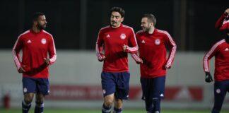 Ολυμπιακός: Νοκ άουτ ο Χριστοδουλόπουλος