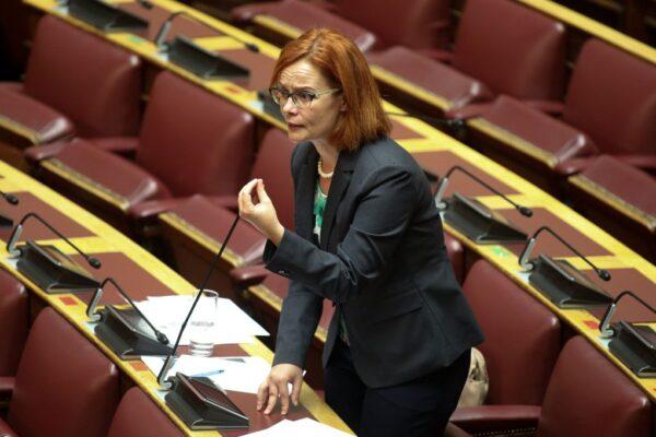 Η βουλεύτρια Πιερίας Μπέττυ Σκούφα στο Politic.gr: «Επιτακτική η ανάγκη προοδευτικής διακυβέρνησης για τη χώρα»