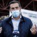 """Τσίπρας από Θριάσιο: """"Η κατάσταση ξανά δραματική, καμία δικαιολογία"""""""