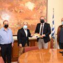 Μυτιλήνη: Σειρά συσκέψεων από το νέο Γενικό Γραμματέα Αιγαίου και Νησιωτικής Πολιτικής, Μανώλη Κουτουλάκη