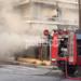 ΤΩΡΑ - Καλαμαριά: Μεγάλη φωτιά σε εστιατόριο στην Αρετσού - Δείτε το βίντεο